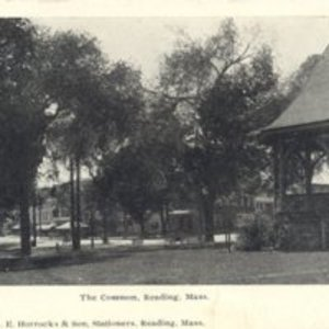 The Common, Reading, MA
