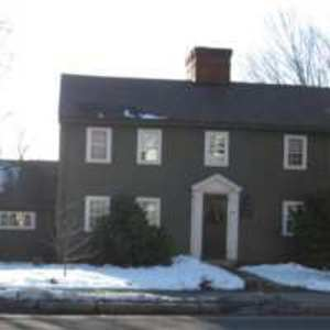 Bancroft homestead : 320 West Street