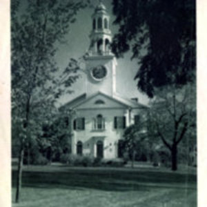 The Old South Church 1818