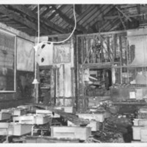 1957 fire at Highland School