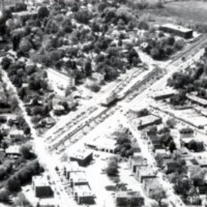 1982 aerial view