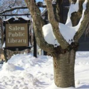 Salem Public Library : Winter of 2015