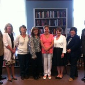 Saugus Cultural Council annual meeting at the library, 2014