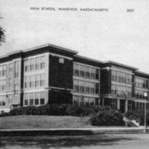 High School, Wakefield, Massachusetts