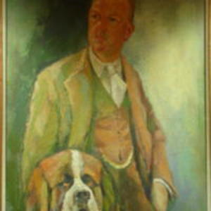 Lucius Beebe Memorial Library Artwork Collection