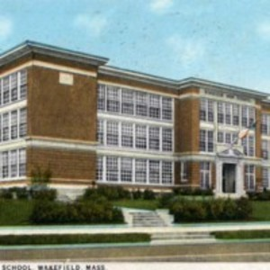 High School, Wakefield Massachusetts