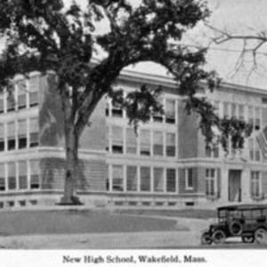 New High School, Wakefield, Mass.