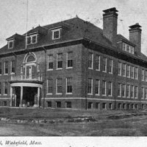 Franklin School, Wakefield, Mass.