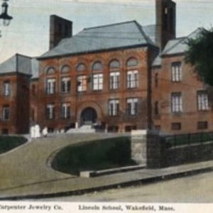 Lincoln School, Wakefield, Mass.