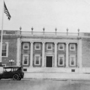 [Lucius Beebe Memorial Library, Wakefield, Mass.]