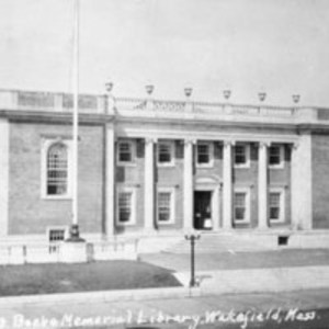 Beebe Memorial Library, Wakefield, Mass.