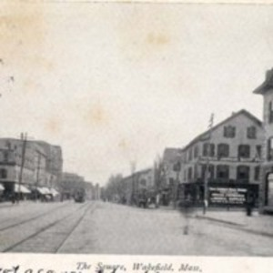 The Square, Wakefield, Mass.