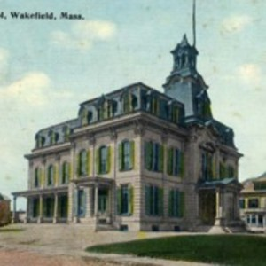 High School, Wakefield, Mass.