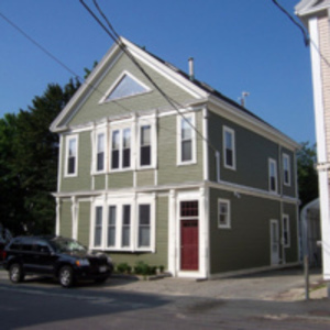 Building at 9 Foster Street, Wakefield, Mass.