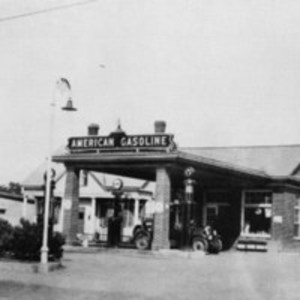 American Gasoline & Oil, Co., Wakefield Junction, 1931