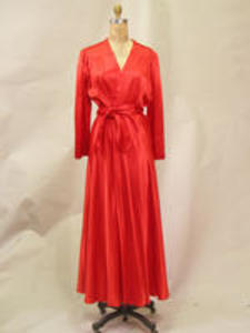 A Streetcar Named Desire satin dress