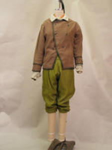 A Tale of Mystery jacket and breeches