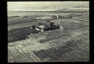 Aerial view, 1970