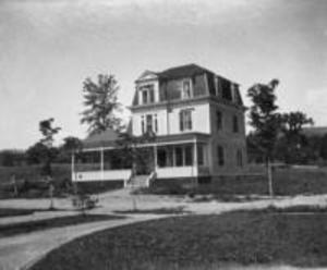Buffinton house, 1897