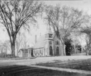 Catholic church, ca. 1897