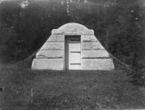 Chadbourne Tomb, 1897
