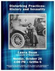 Disturbing Practices: History and Sexuality