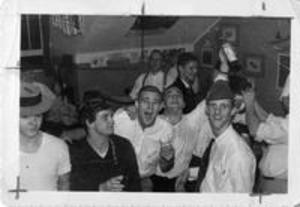 Members of Class of 1958 at Party