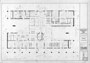 Sawyer furniture second floor plans, 1974