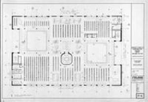 Sawyer furniture third floor plans, 1974