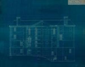 Architectural Plans Collection, large format