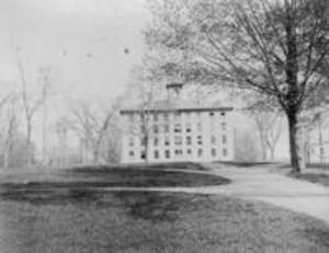 West College, 1898