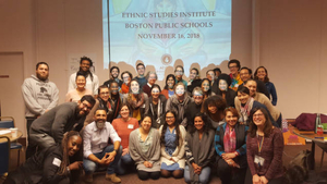 First ethnic studies institute