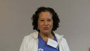 Maritza Agrait at the Boston Teachers Union Digitizing Day: Video Interview