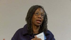 Marilyn F. Marion at the Boston Teachers Union Digitizing Day: Video Interview