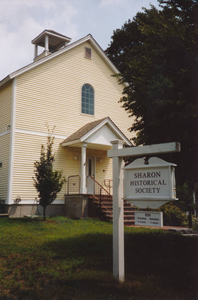 Sharon Historical Society's museum