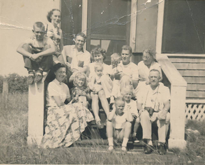 Our Dolber family vacation in 1952