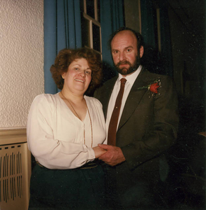 25th anniversary of Franny and John MacKenzie