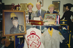 Acceptance of the Dorothy Slamin Hill Collection by the Waltham Historical Society