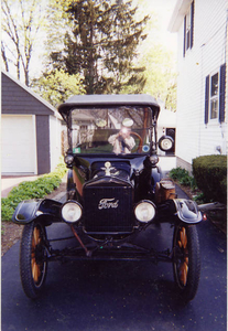 1920 Model T Ford