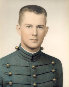 My father at West Point