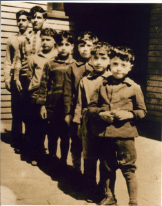 Barbozas in Fairhaven as youth