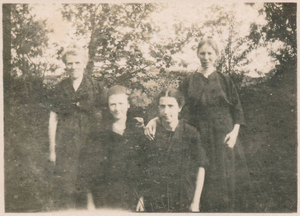 My grandmother Mary's family in Ireland