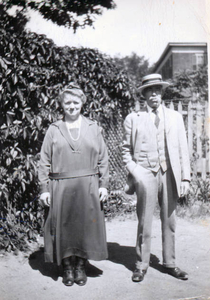 My maternal grandparents Thomas and Bridget Cannon of Brookline, MA