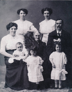 1st portrait in Boston of the McCoy, Duffy, & Walsh families