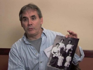 Brian Reynolds at the Irish Immigrant Experience Mass. Memories Road Show: Video Interview
