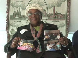 Helyn C. Hall at the Stoughton Mass. Memories Road Show: Video Interview