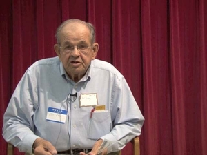 Bill Toomey at the Peabody Mass. Memories Road Show: Video Interview