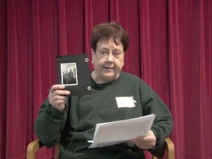Anne V. Quinn at the Peabody Mass. Memories Road Show: Video Interview