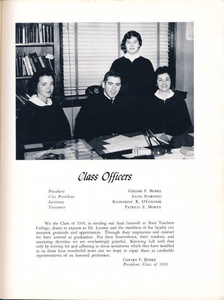 1959 yearbook State Teachers College