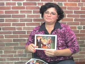 Ann-Marie Ford at the Sharon Mass. Memories Road Show: Video Interview